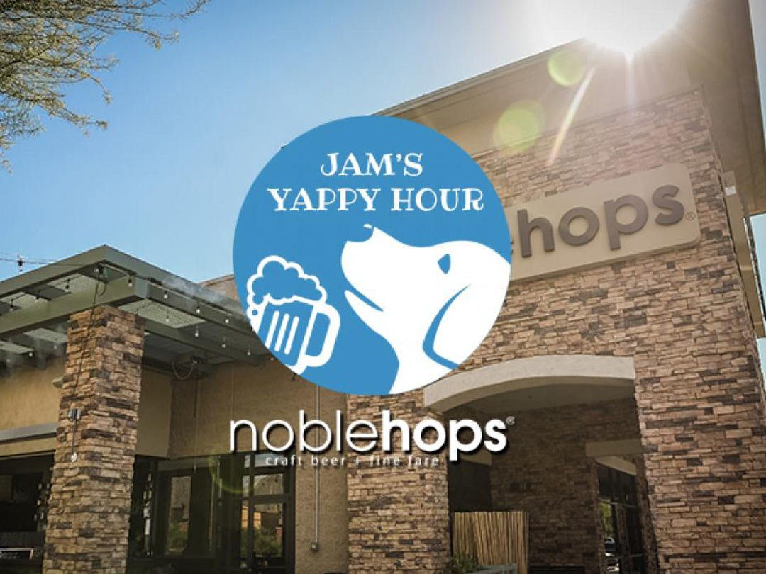 noble hops yappy hour