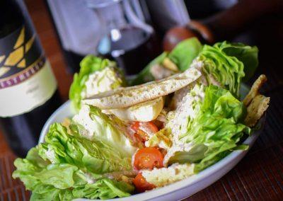 Caesar Boston bibb salad