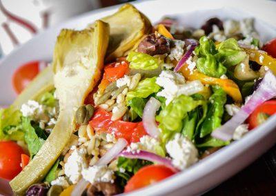 santorini summer salad