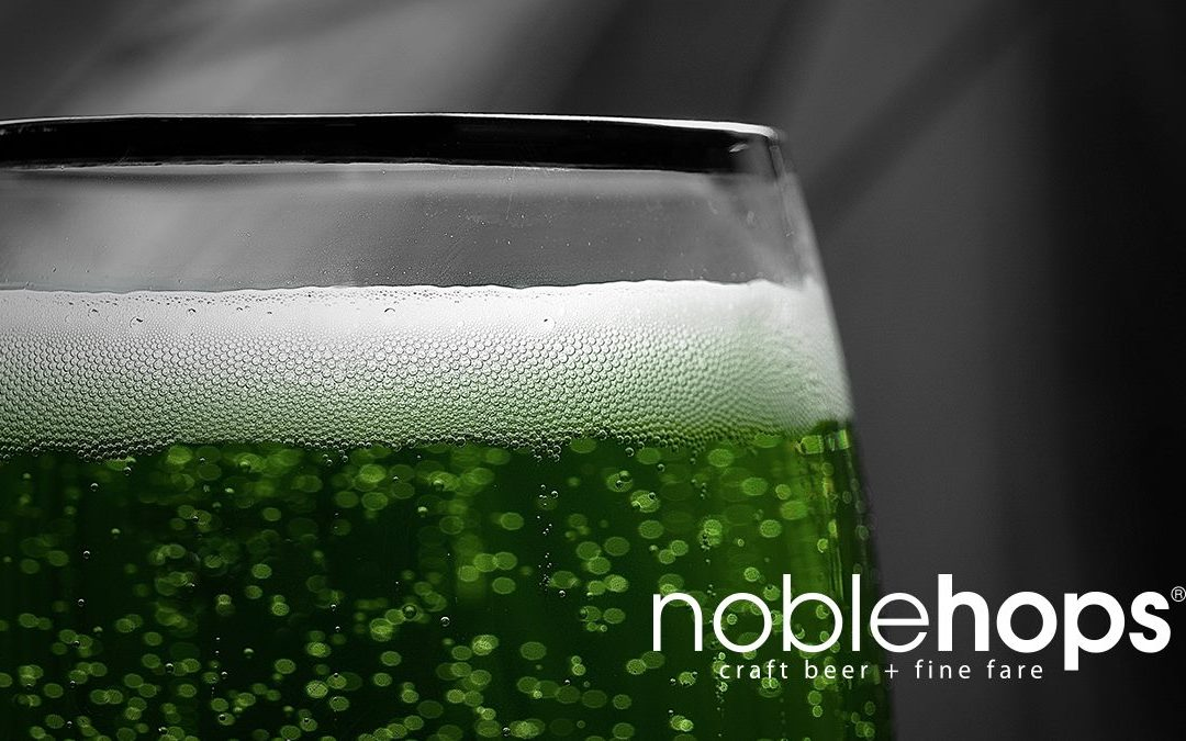St. Patrick's Day at Tucson's Noble Hops