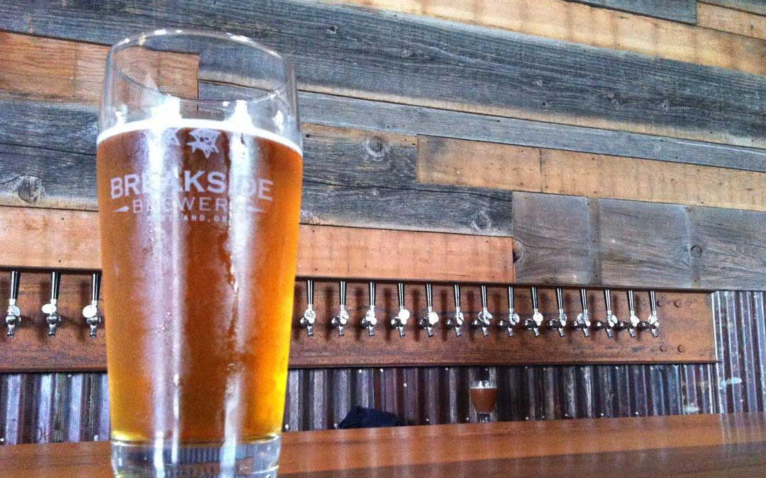 May 23 Beer Dinner—Oregon's Breakside Brewery