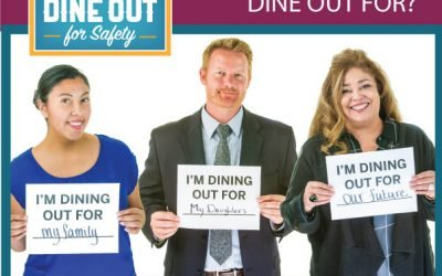 Dine Out for Safety!