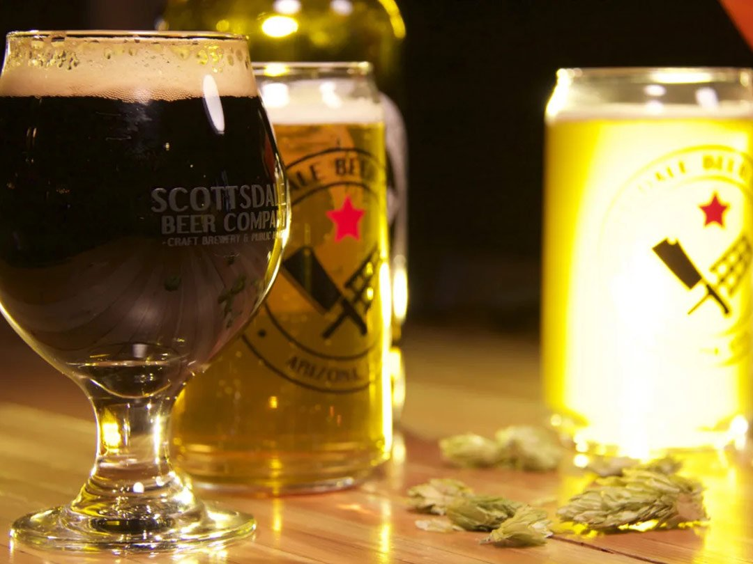 Scottsdale Beer Company Tap Takeover