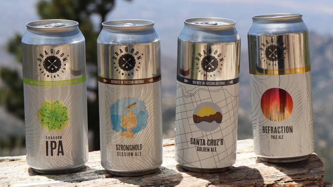 Arizona Beer Week— Dragoon Brewing Company