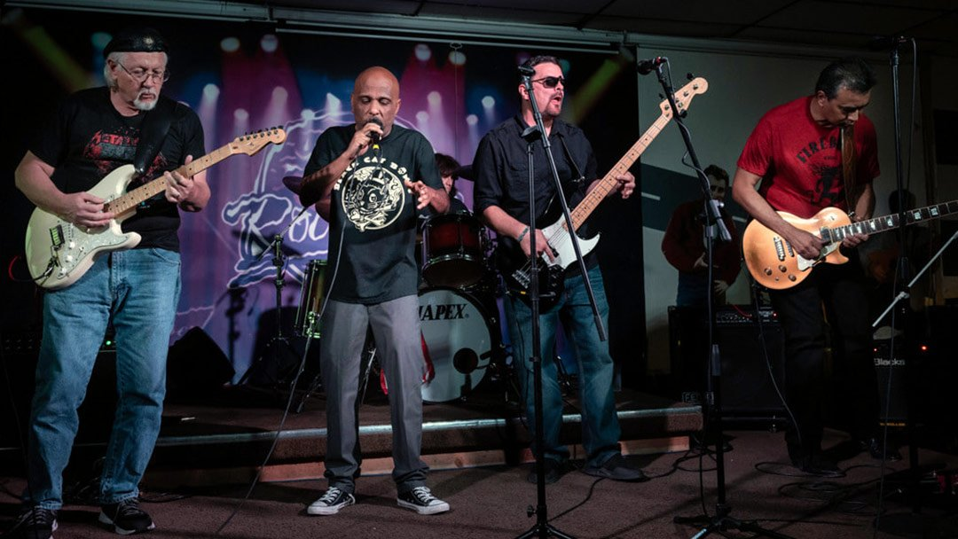 tucson live music with Black Cat Bones